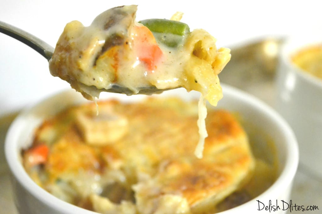 Chicken Pot Pie | Delish D'Lites