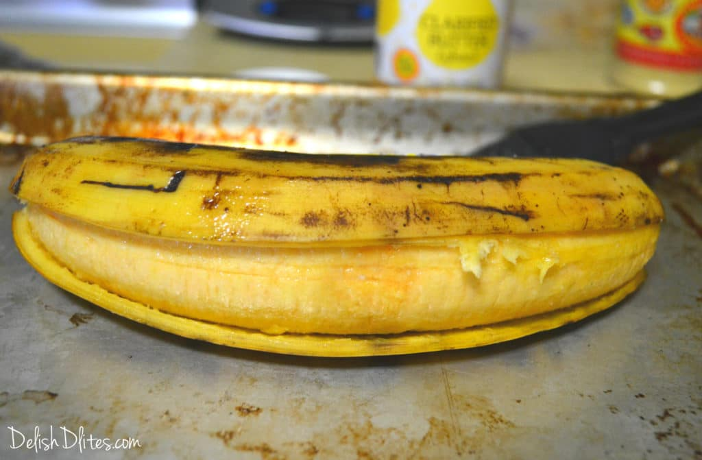 Canoas (Stuffed Sweet Plantains) | Delish D'Lites