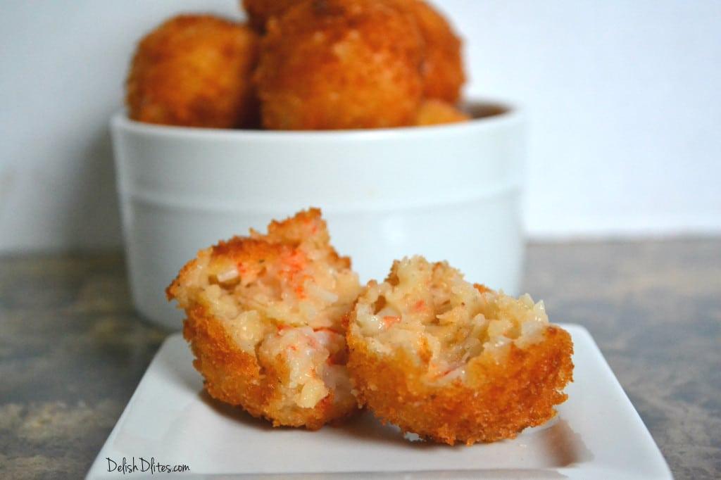 Croquetas De Gambas (Shrimp Croquettes)   Delish D'Lites