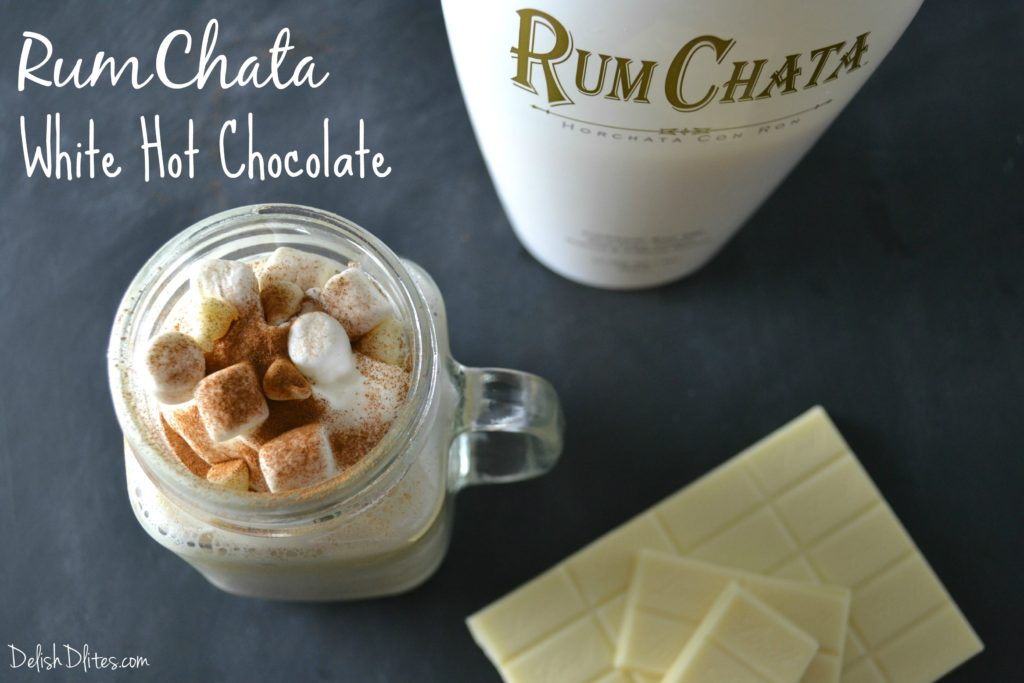 RumChata White Hot Chocolate | Delish D'Lites