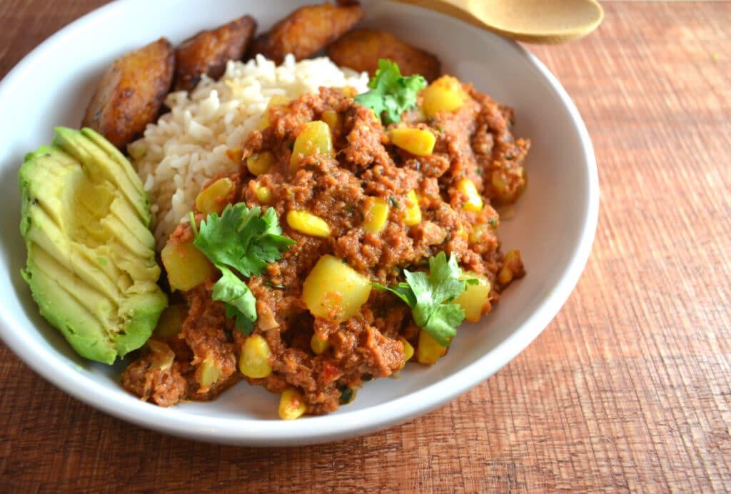 Carne Bif Puerto Rican Stewed Corned Beef Delish D Lites