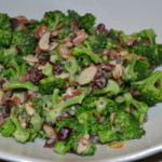 Light and Fit Broccoli Salad