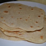 Vegan Flour Tortillas