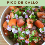 Pico De Gallo | Delish D'Lites
