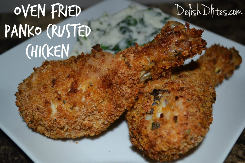 Oven Fried Chicken Recipes — Dishmaps