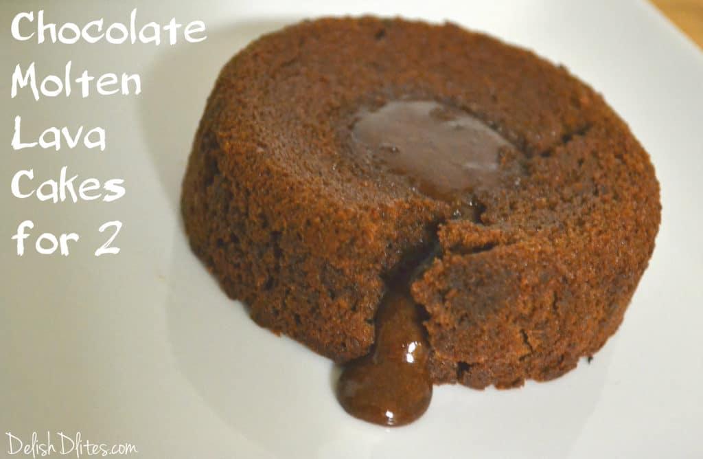 Chocolate Molten Lava Cake Recipes Carnival