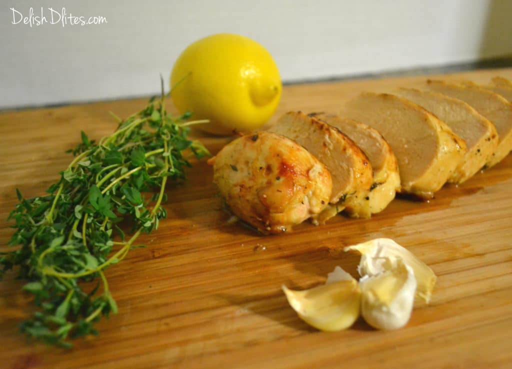 Lemon And Thyme Chicken Breasts Recipes — Dishmaps