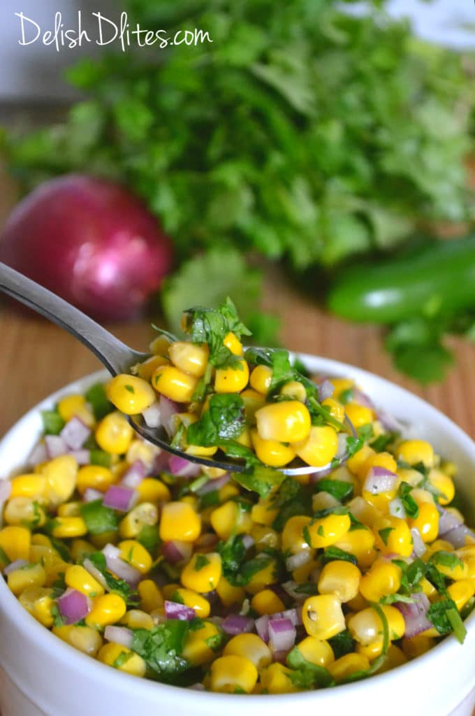 Spicy Corn Salsa Recipes — Dishmaps