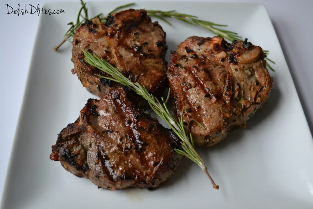 Lamb Loin Recipes Lamb Recipes Rosemary Grilled Lamb Loin Chops | LONG ...