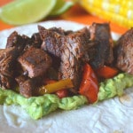 Ancho Chile-Rubbed Skirt Steak