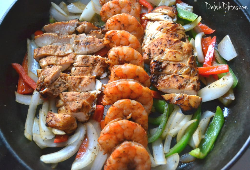 fajitas blackened catfish fajitas shrimp fajitas recipe shrimp fajitas ...