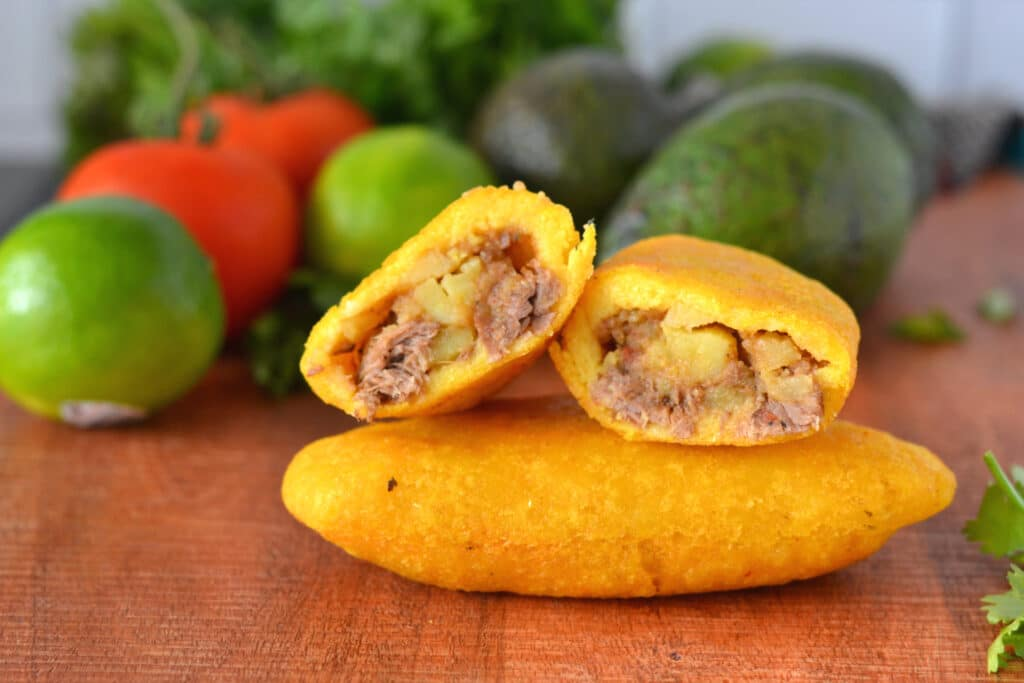 Colombian Empanadas | Delish D'Lites