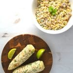 Mexican Street Corn Elote Salad | Delish D'Lites