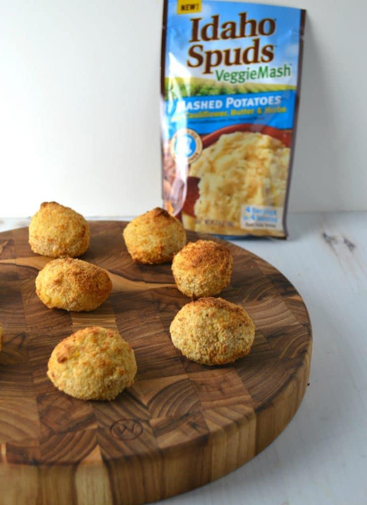 Cauliflower Rellenos De Papa | Delish D'Lites