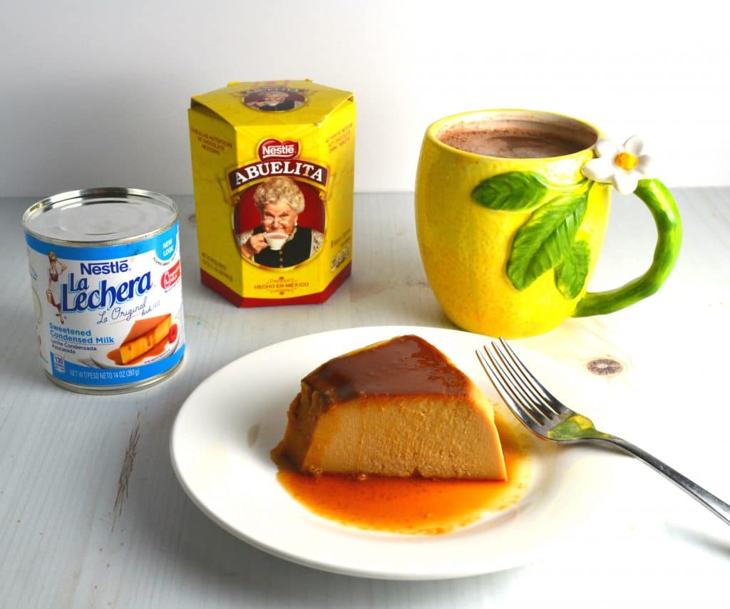 Flan De Cafe (Coffee Caramel Custard)   Delish D'Lites