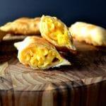 Easy Mac and Cheese Empanadas | Delish D'Lites
