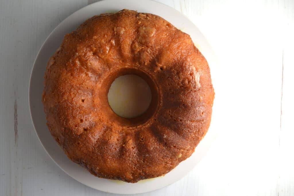 Caribbean Rum Cake | Delish D'Lites