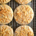 Coquito (Puerto Rican Eggnog) Cookies | Delish D'Lites
