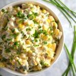 Slow Cooker Creamy Jalapeno Corn Dip   Delish D'Lites