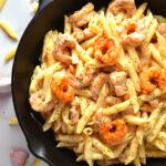 Creamy Cajun Shrimp Pasta | Delish D'Lites