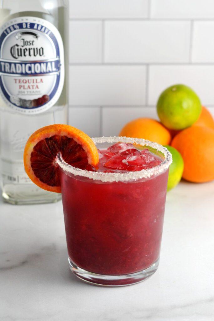 Classic Blood Orange Margarita