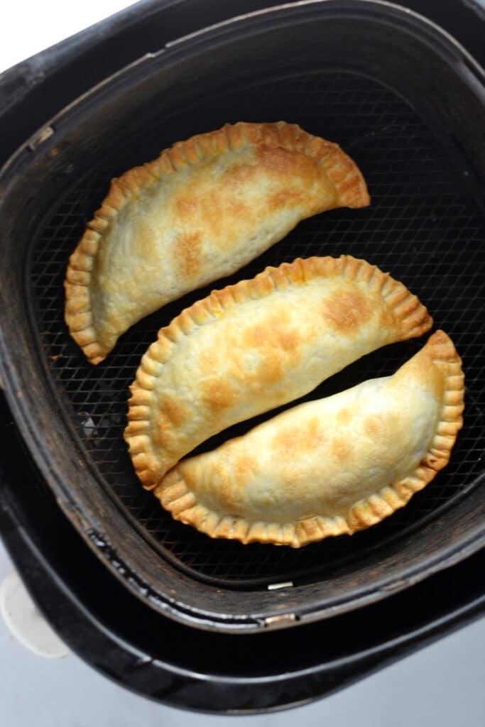 Air Fryer Beef Empanadas (Empanadas de Carne)