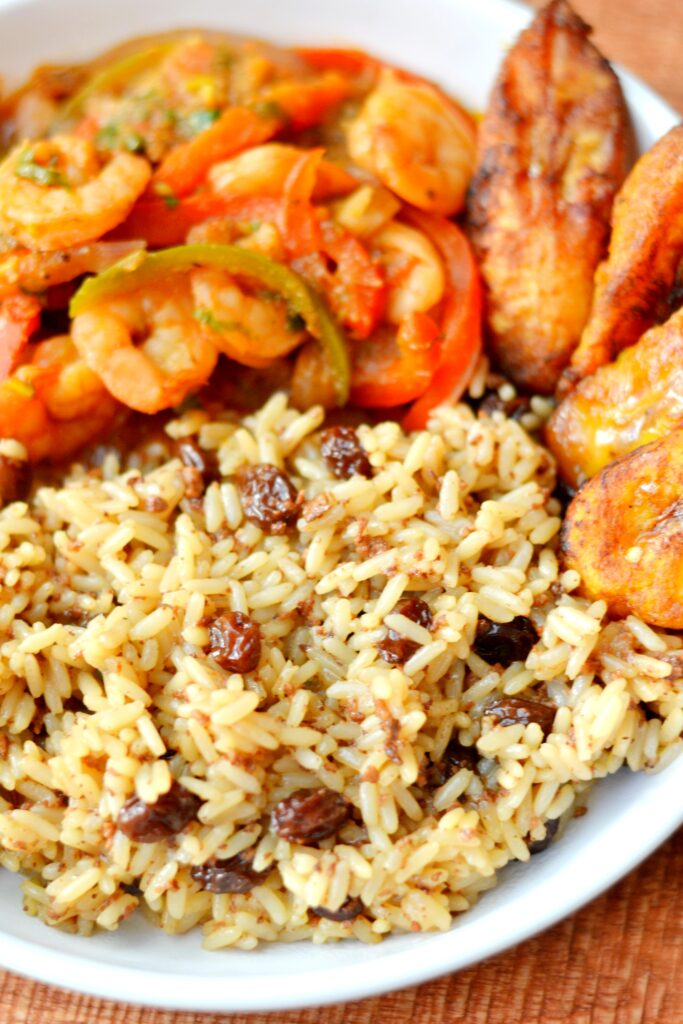 Colombian Arroz Con Coco (Coconut Rice) | Delish D'Lites